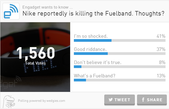 FuelbandSurvey