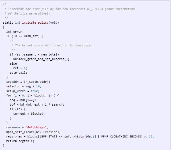 GeneratedLinux